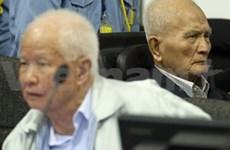 Nouvelles accusations contre deux anciens leaders des Khmers Rouges