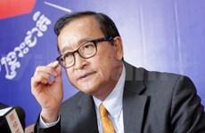 Cambodge : possible action judiciaire contre Sam Rainsy