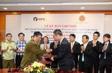 Vietnam-R. de Corée : Coopération dans la protection de la propriété intellectuelle