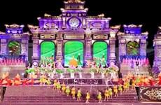 Festival de Huê 2014 : le rideau s'ouvre ce soir