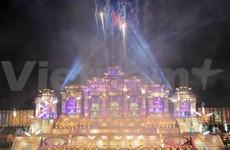 Ouverture du Festival de Huê 2014: une splendide soirée culturelle