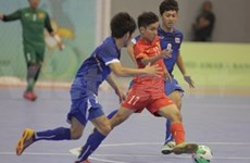 Futsal : le Vietnam remporte un tournoi en Espagne