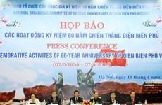 Riches activités en l'honneur de l'anniversaire de la victoire de Dien Bien Phu