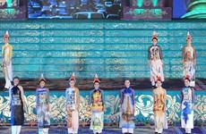 L'ao dai, la danse et la musique font leur festival à Huê