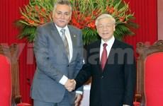 Renforcement des relations entre PCV et PPS du Maroc