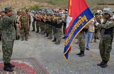 Les Etats-Unis et le Cambodge préparent des manoeuvres conjointes