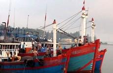 Kien Giang cherche à ramener 61 pêcheurs arrêtés en Indonésie