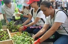 Activités en écho à la Journée de la Terre 2014