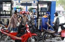 Hausse des prix de l'essence et du pétrole