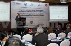 Conférence sur l'intégration des PME aux chaînes d'approvisionnement mondiales