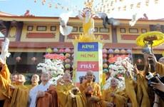 """Vesak pour """"honorer les enseignements du Bouddha"""""""