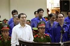 Vinalines : peine de mort confirmée pour Duong Chi Dung