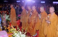 Hanoi : prière pour la paix et la prospérité nationale