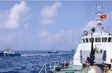 Mer Orientale : la Chine mobilise 86 navires pour sa plate-forme