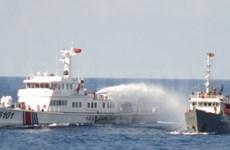 Mer Orientale : la CCIV proteste contre l'acte illégal de la Chine