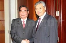 L'UMNO affirme œuvrer pour la paix en Mer Orientale