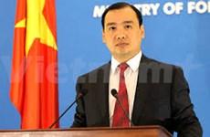 Porte-parole : le Vietnam continue de défendre sa souveraineté