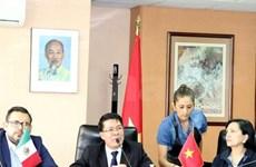 Mer Orientale: le groupe de députés d'amitié Mexique-Vietnam appelle au dialogue