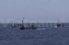 Les navires chinois attaquent à nouveau des bateaux de pêche vietnamiens