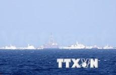La Chine maintient 90 navires dans la zone économique exclusive du Vietnam