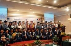 CFVG: Remise de diplôme de master à 145 étudiants