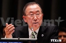 ONU et Chine discute de la Mer Orientale