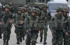 Coup d'État militaire en Thaïlande après sept mois de crise