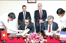 Vietnam-France : signature du MoU relatif au développement des financements non souverains
