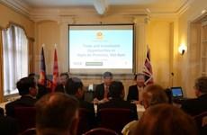 Nghe An présente ses opportunités d'investissement au Royaume-Uni