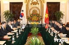 Cap vers l'accroissement des échanges Vietnam-R. de Corée