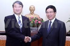 Approfondissement des relations Vietnam-R. de Corée