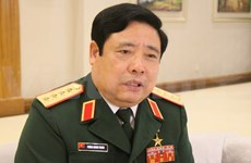 Le général d'armée Phùng Quang Thanh participe au 13e Dialogue Shangri-La