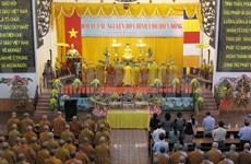 Hô Chi Minh-Ville : prière pour la paix en Mer Orientale