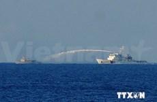 La Surveillance des ressources halieutiques proteste contre la Chine