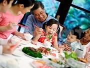Journée de la famille du Vietnam 2014 : mettre en valeur les repas de famille