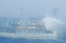 La CGTV dénonce les agissements de la Chine en mer Orientale
