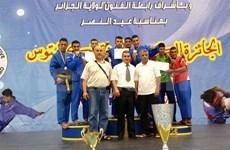 Arts martiaux : tournoi national de Viet Vo Dao en Algérie