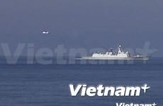 Des navires chinois se placent au rang contre ceux du Vietnam