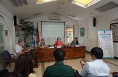 Rapport mondial sur les drogues 2014 publié à Hanoi