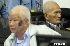 Le monde continue de soutenir le jugement des Khmers rouges