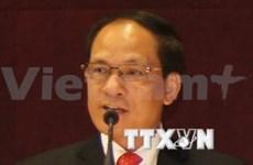 Promotion de la coopération entre la SCO et l'ASEAN