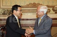 HCM-Ville et Kagoshima intensifient leur coopération