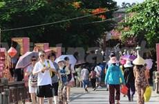 Quang Nam attire davantage de touristes
