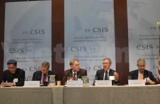 Colloque international sur la Mer Orientale aux Etats-Unis