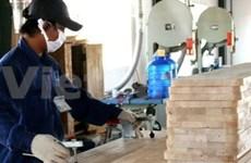 Bond des exportations de bois et meubles en bois au Moyen – Orient
