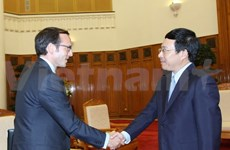 Renforcement du partenariat intégral Vietnam-Etats-Unis