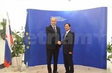 La Slovaquie apprécie les acquis socioéconomiques du Vietnam