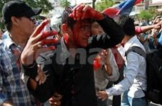 Cambodge: cinq membres de l'opposition inculpés d'insurrection