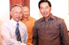 Vietnam et Laos promeuvent la coopération entre les deux Comités de la paix