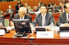L'ASEAN et l'UE s'orientent vers un partenariat stratégique